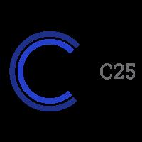 C25 logo